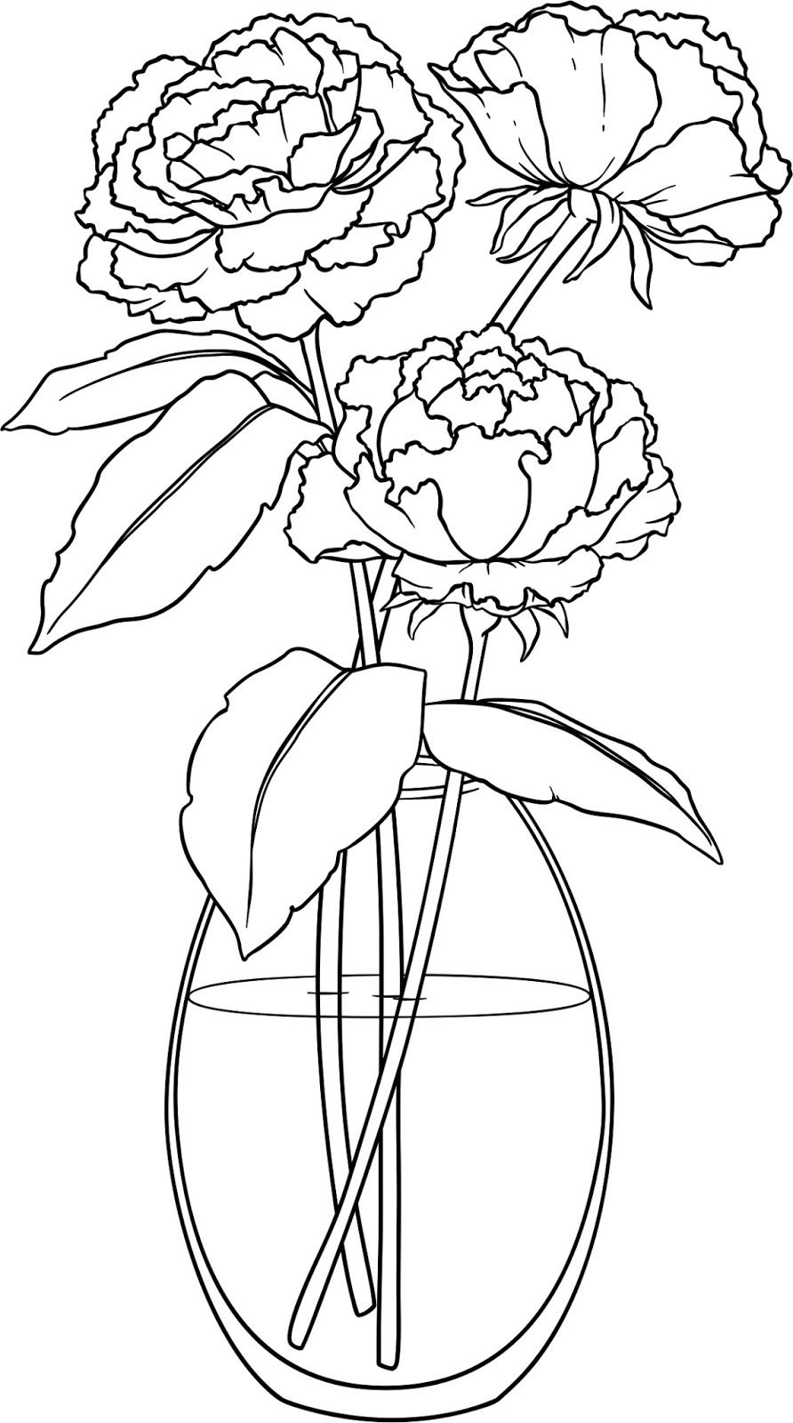 Beccy 39 s Place Peonies in a Vase