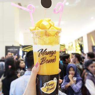 Daftar Alamat Mango Bomb, Minuman Hits Ala Raffi dan Gigi