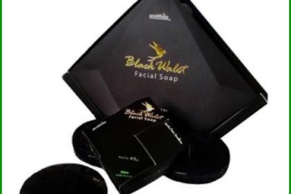 Black Walet Soap Sabun Pencerah Wajah