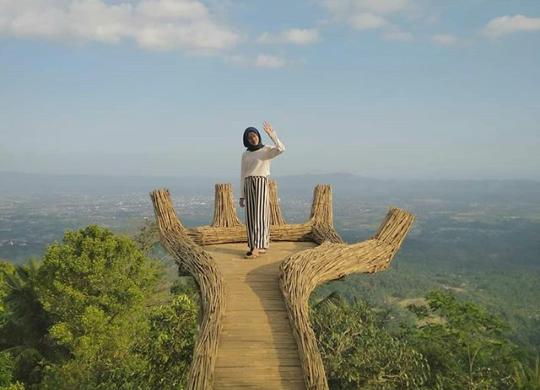 Wisata Bukit Agaran Melung Obyek Wisata Purwokerto Baturaden