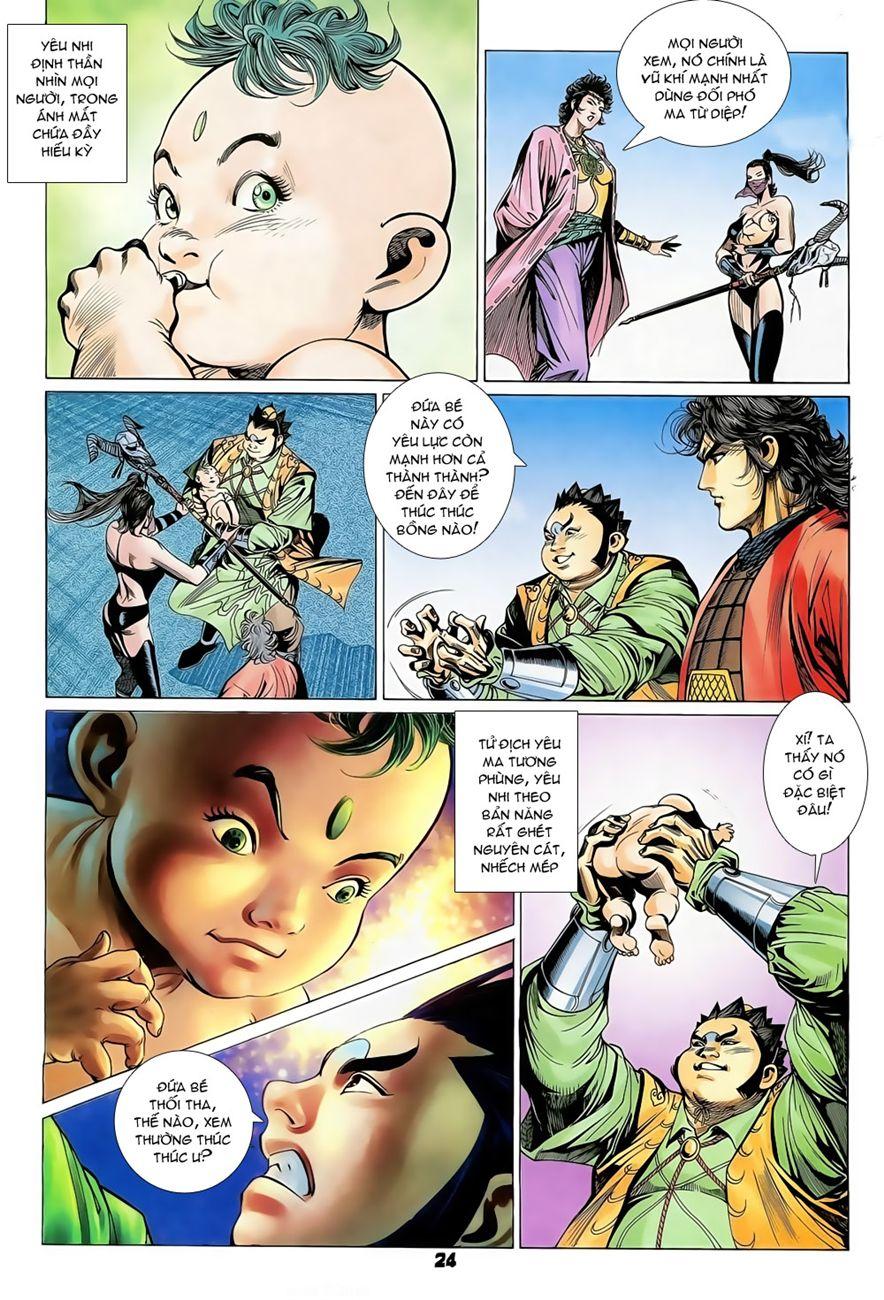 Đại Đường Uy Long chapter 72 trang 32