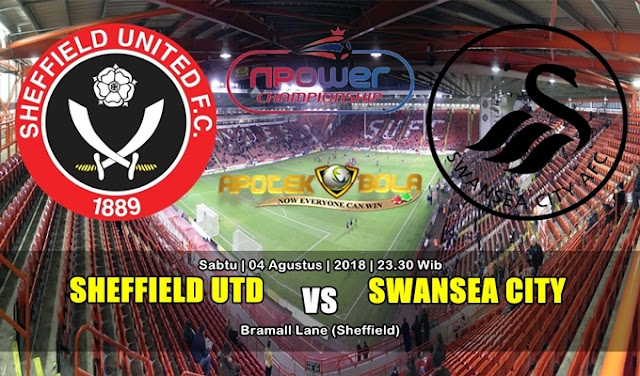 Prediksi Sheffield United vs Swansea City 4 Agustus 2018