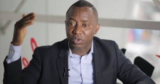 JUST IN: I Don't Have The Right To Hear Sowore's Application, Says Judge