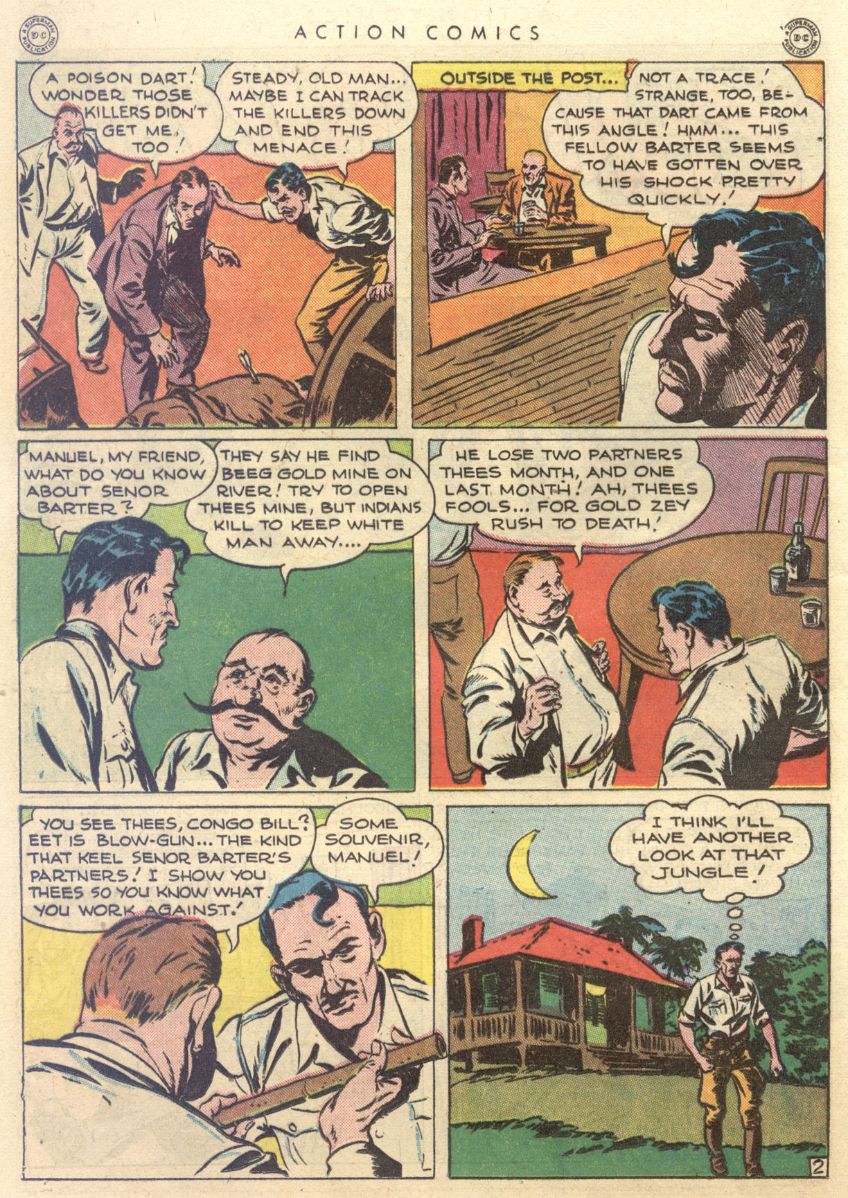 Read online Action Comics (1938) comic -  Issue #88 - 24