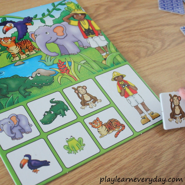 Orchard Toys Where Do I Live Game Board Traditional Games Modern Manufacture Is a fun animals of the world lotto, perfect for any budding explorers! aselco