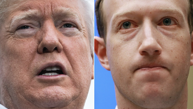 Facebook looks like it's preparing for war with Trump after hiring a top Department of Justice antitrust lawyer