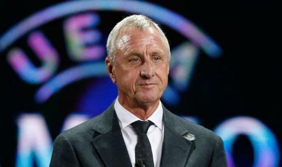 """Thánh"" Johan Cruyff"