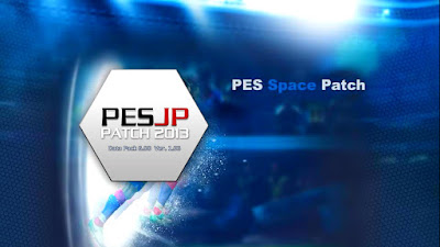 PES 2013 PES Space Patch Season 2017/2018