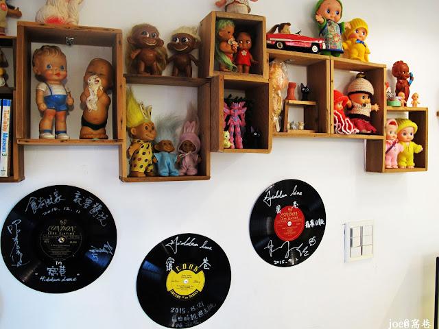 IMG 0222 - 【台中美食】窩巷 hidden lane 隱藏在巷弄間的甜點店 |咖啡 | 甜點|巷弄美食|蛋糕|藍梅塔|台中甜點店|老屋甜點|下午茶|
