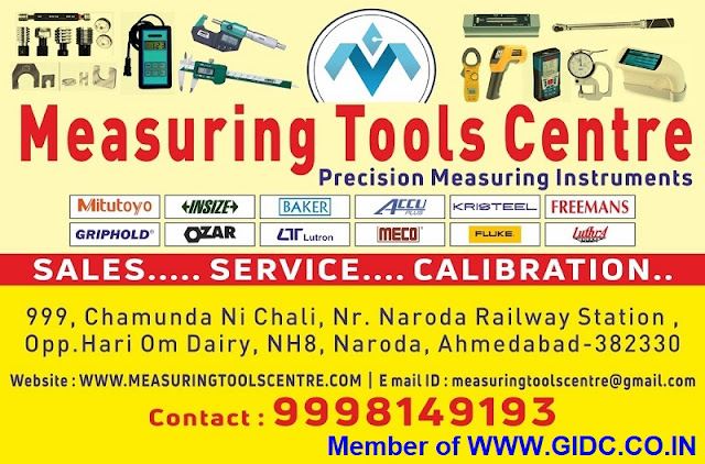 MEASURING TOOLS CENTRE - 9998149193