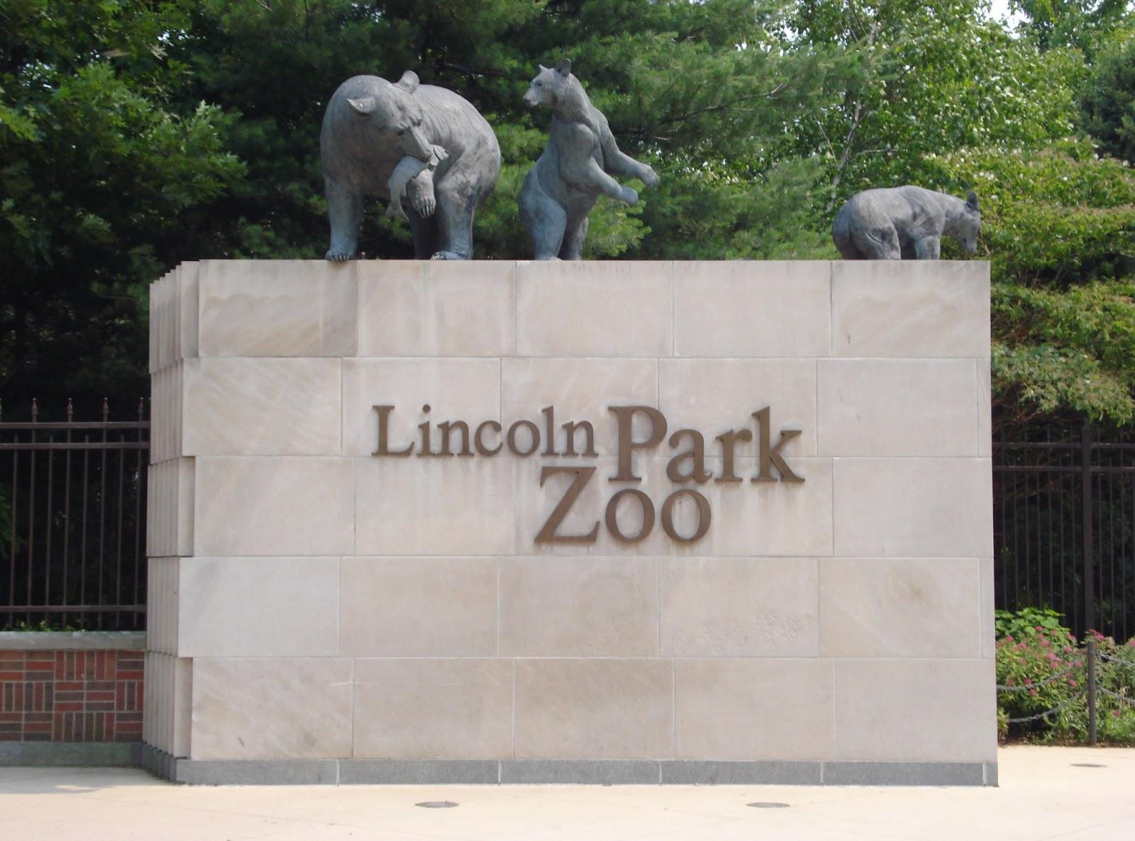 Chicago il lincoln park zoo lincoln park zoo chicago