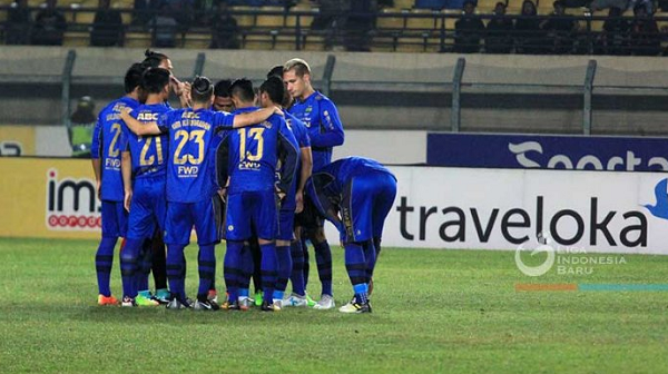 Waduh Dua Pemain Ini Terlibat Keributan, Persib Bandung Tak Kondusif