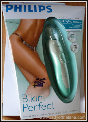 Philips Bikini Perfect kit