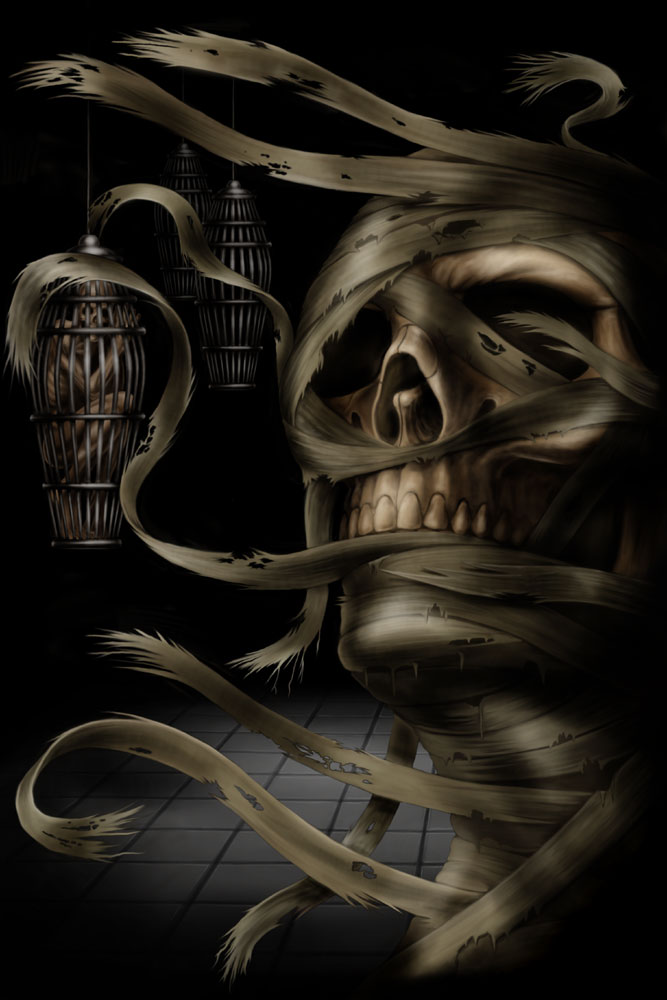 Free Fall Facebook Wallpaper Amazing Artworks Of Scary And Deadly Skulls Nfs