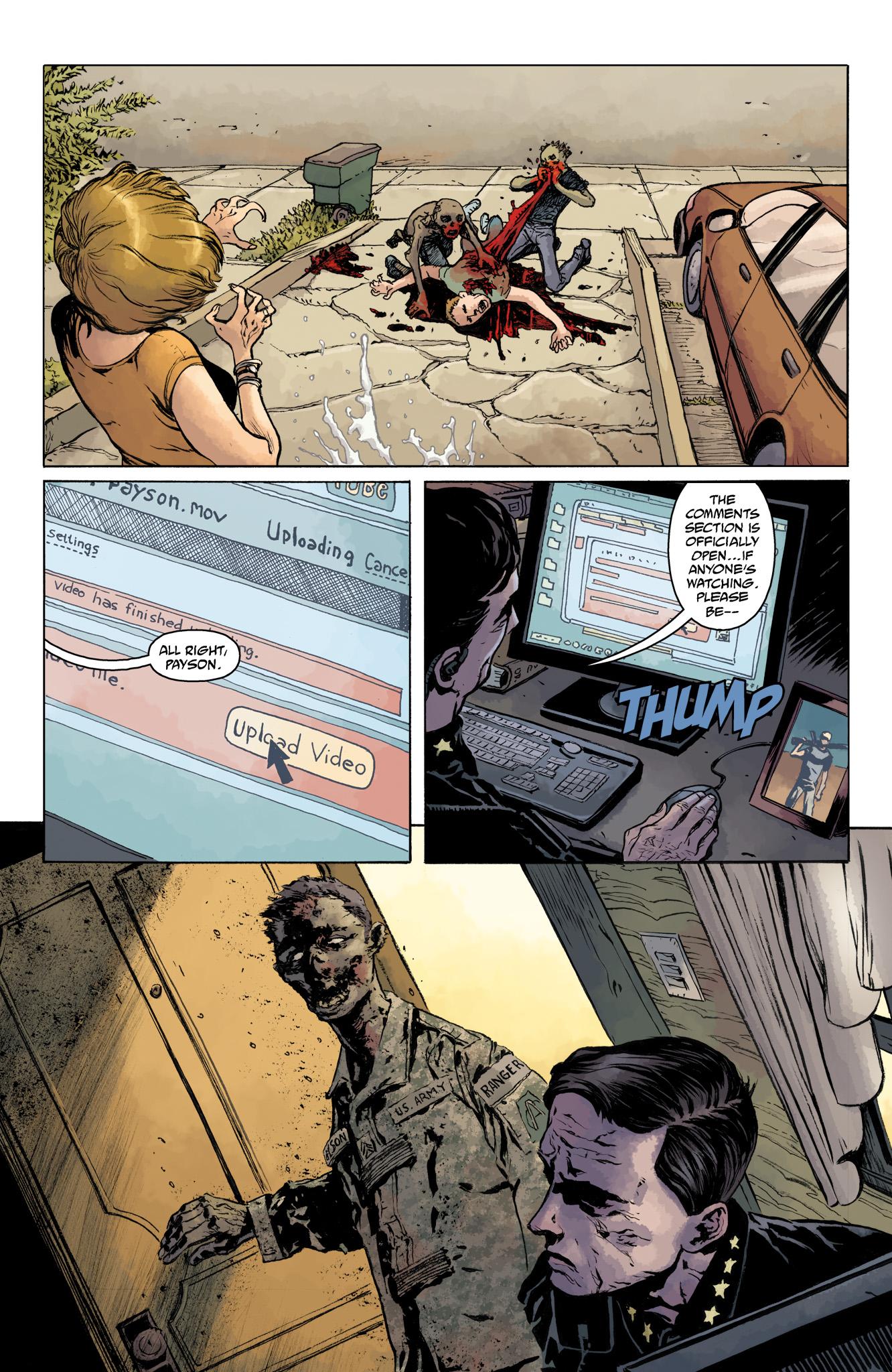 Read online Abe Sapien comic -  Issue #11 - 13