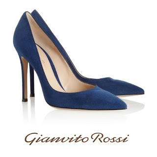 Princess Mary GIANVITO ROSSI Pumps