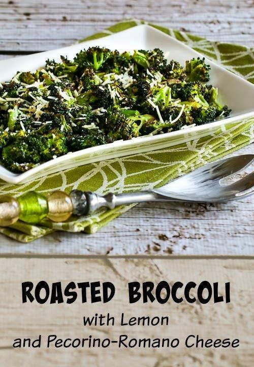 ... Recipe with Lemon and Pecorino-Romano Cheese (Low-Carb, Gluten-Free