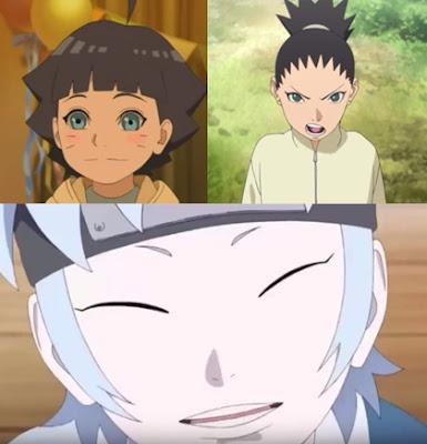 ฮิมาวาริ ชิกาได มิซึกิ @ Boruto Naruto the Movie โบรูโตะ นารูโตะ เดอะมูฟวี่ ตำนานใหม่สายฟ้าสลาตัน @ www.wonder12.com