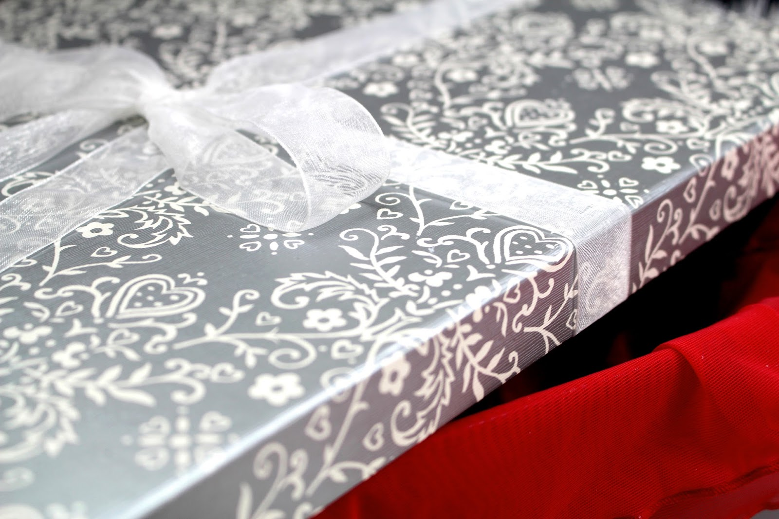 christmas pretty gift box