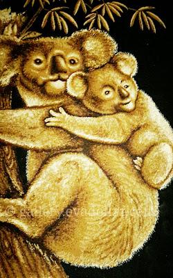 Koala Bears, Artistic: 6 Gambar Latar Terindah - Amazing Wallpapers