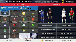 Download FTS Mod FIFA 18 by Rizki A Apk Data Obb