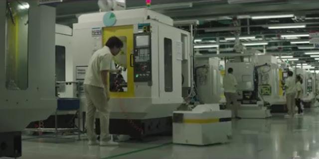 Samsung Rilis Video Robot dan Manusia Saling Bekerja Sama di Pabriknya