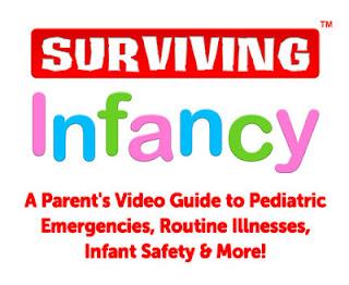 Surviving Infancy Logo
