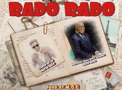 Shatta Wale – Rado Rado Lyrics