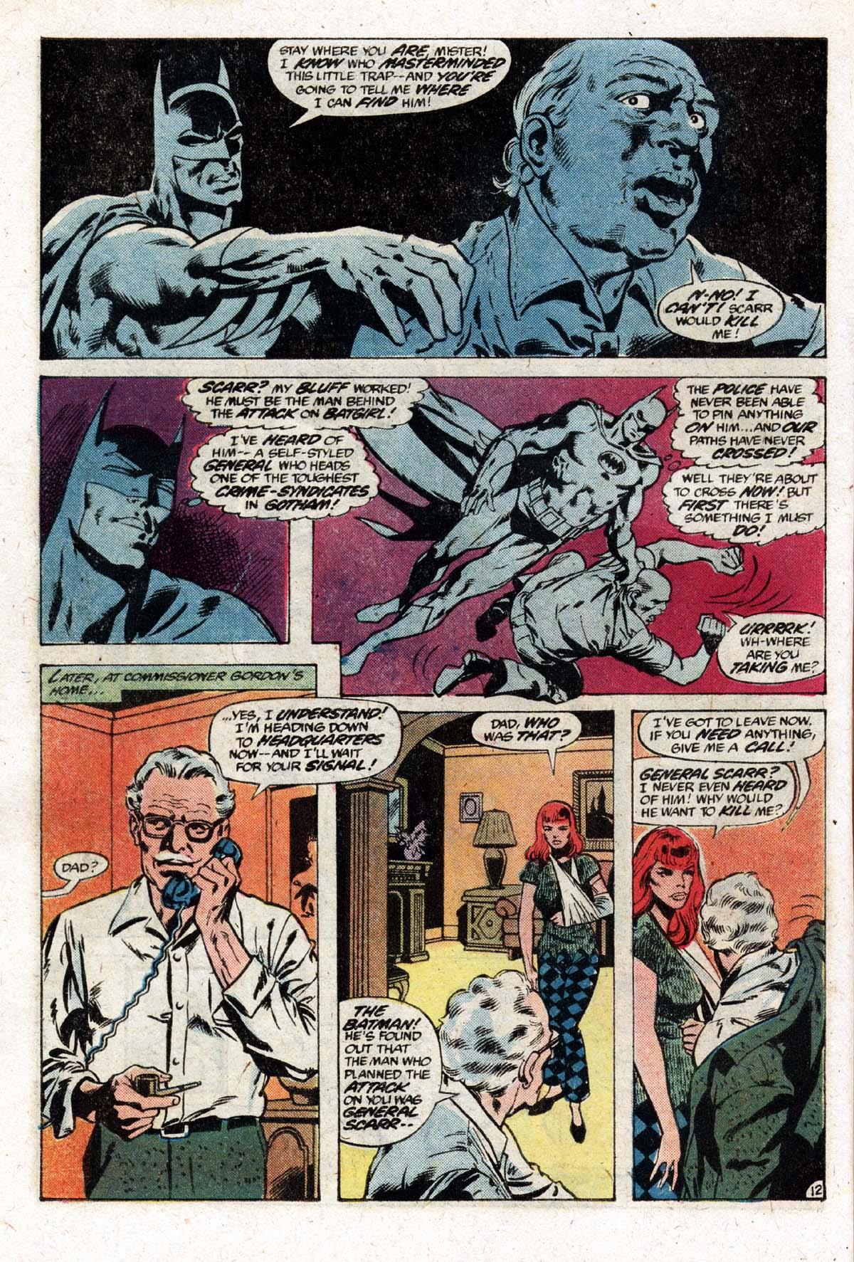 Detective Comics (1937) 492 Page 12
