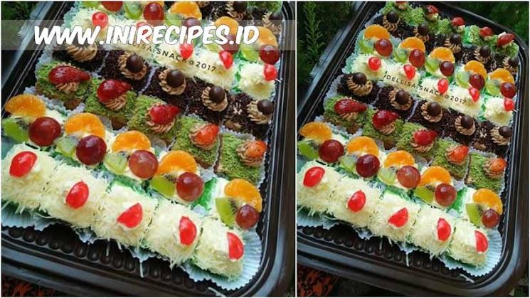 Ini Resep Cake Super Lembuuut Dengan Topping Spesial Cocok Buat Jualan Momssss