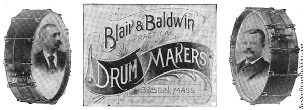 Blair & Baldwin Drum Makers