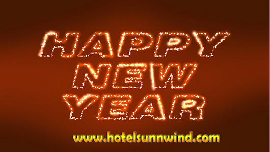 Happy New Year From Hotel Sun n Wind Kasol