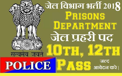 Karnataka Prisons Department Recruitment 2018