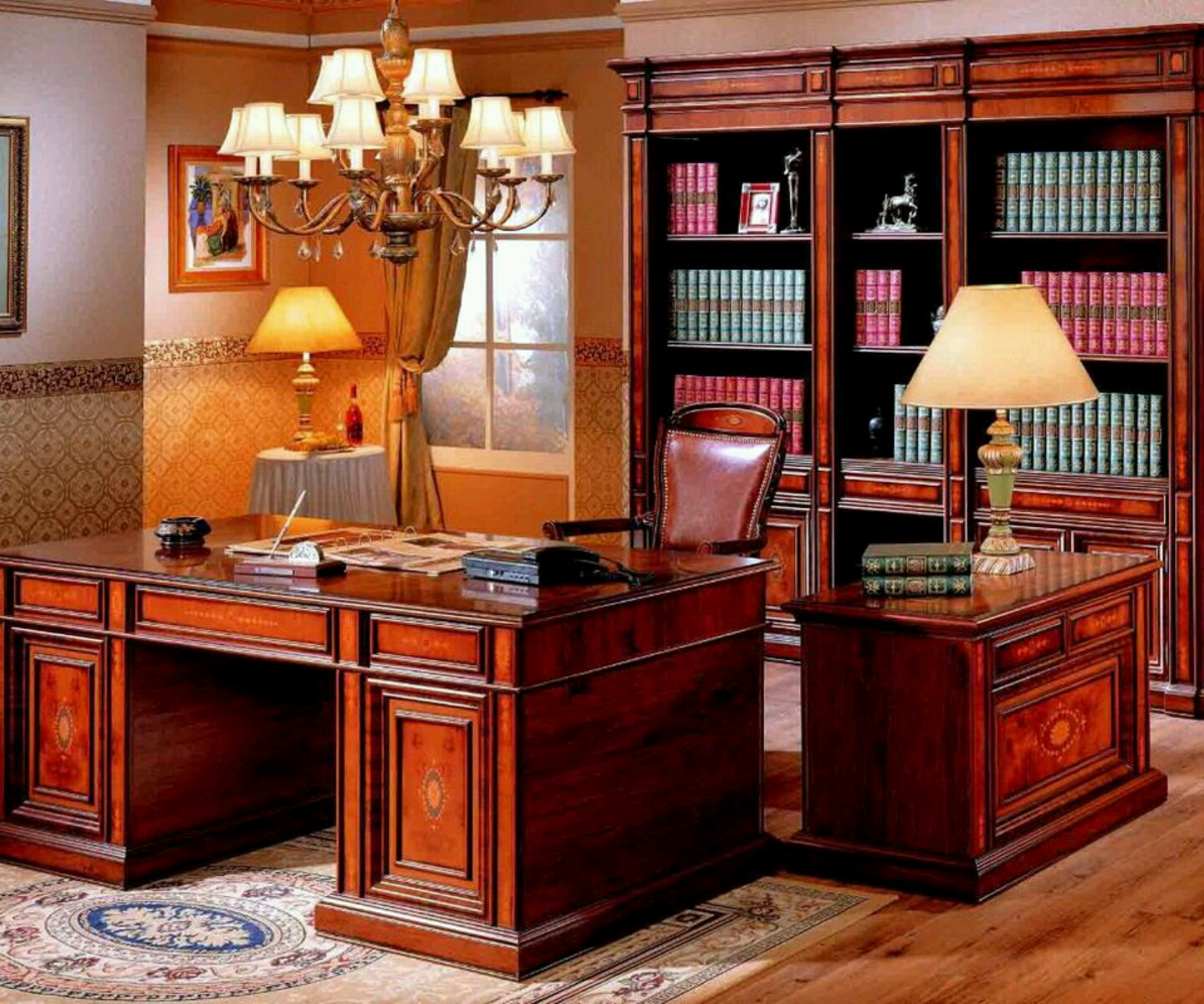 Modern Study Room Design: Modern Furniture: Studyroom Furniture Designs