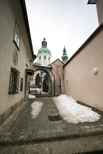 Stiftskirche Sankt Peter-Salisburgo