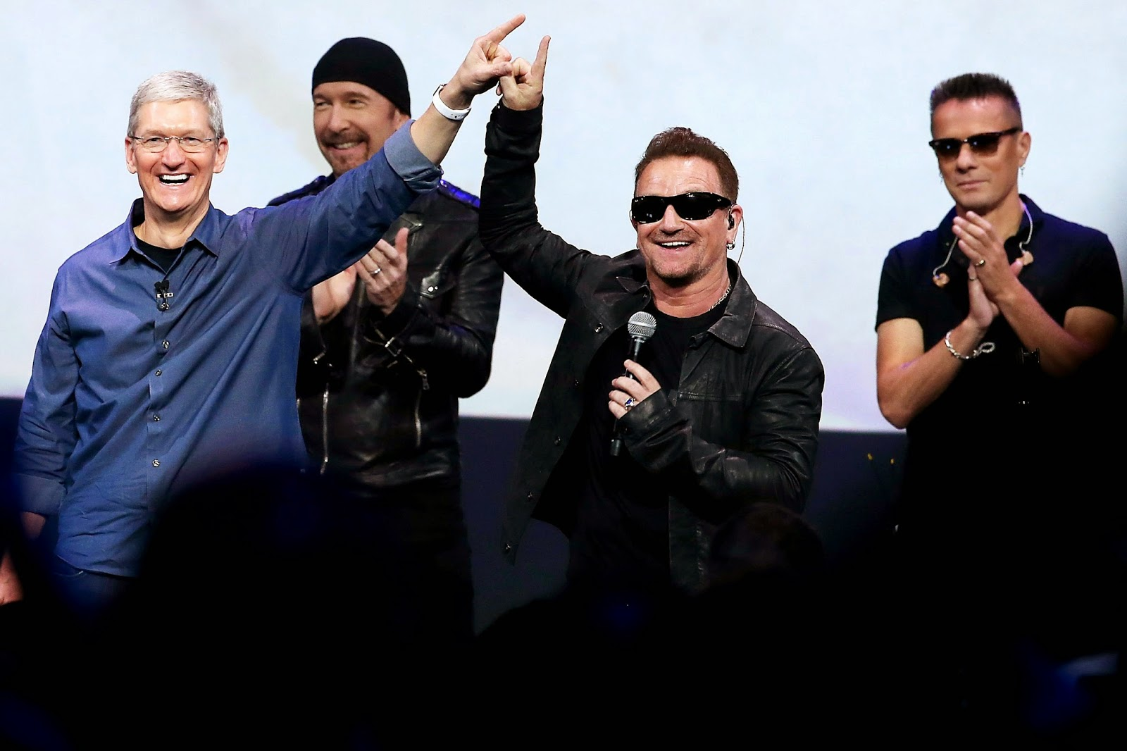 Apple and U2