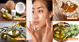 You Won't Believe What Putting These Oils on Your Face Every Night Can Do For Your Skin! Must Try!