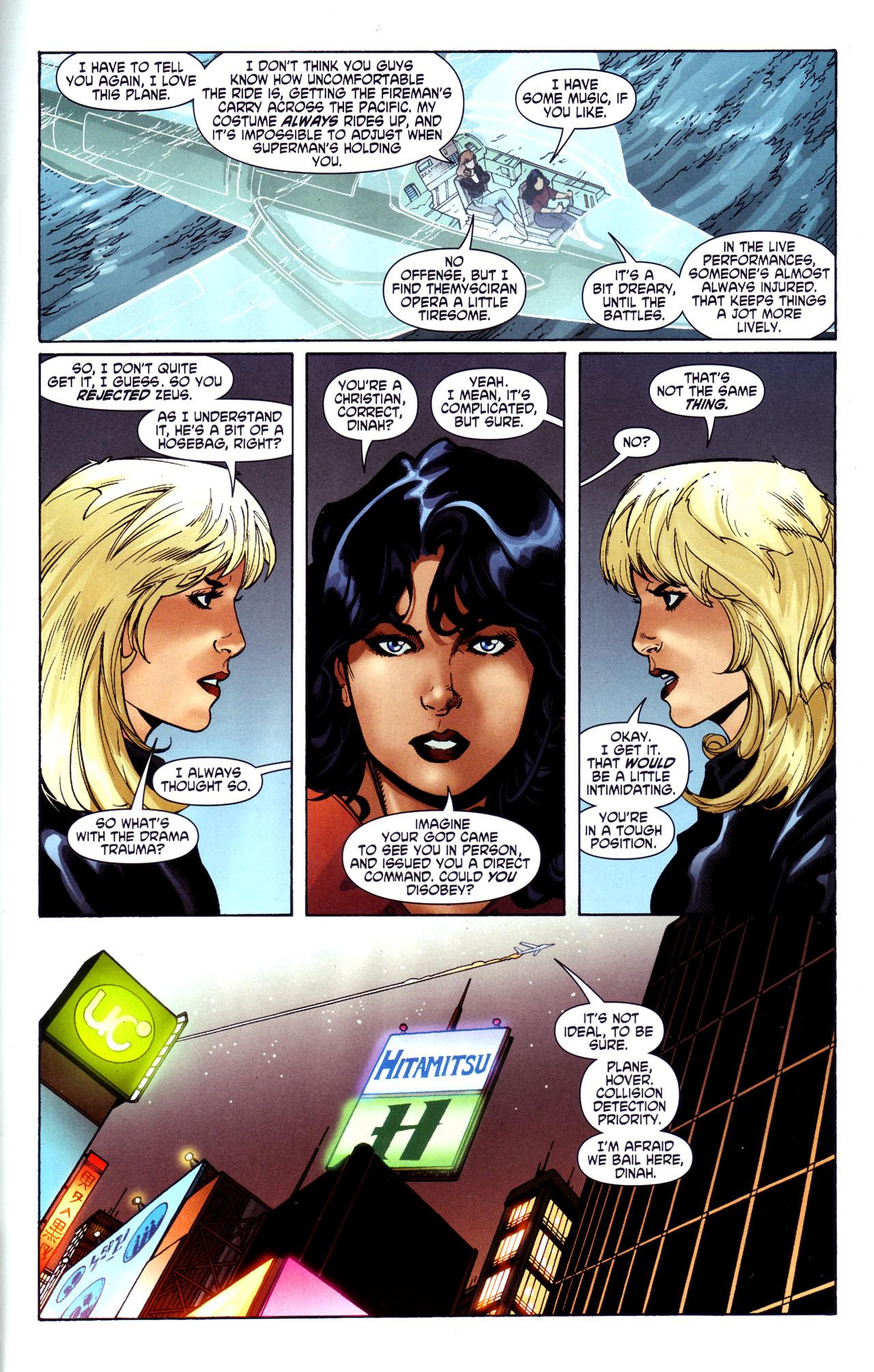 Read online Wonder Woman (2006) comic -  Issue #34 - 14