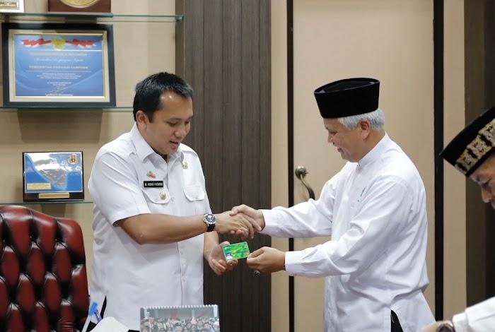 Kartu IPHI Lampung bisa digunakan sebagai ATM