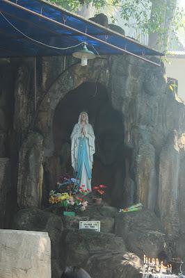 Perjalanan Rohani Gua Maria Marganingsih, Bayat Klaten