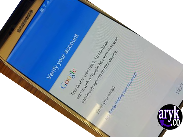 How to Remove Factory Reset Protection On Samsung Android Device (FRP)