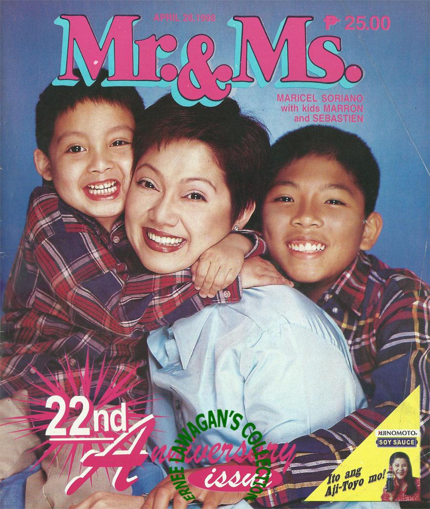 Mr Ms April 28 1998