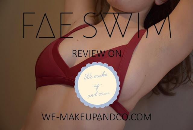 Faeswim avis Belgique France review Fae swim Lais Top Zeila bottom