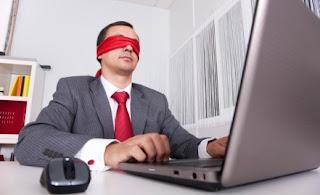 Ad blindness adalah kecenderungan visitor blog