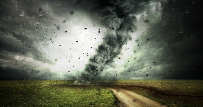 Kasırga, Afet,
