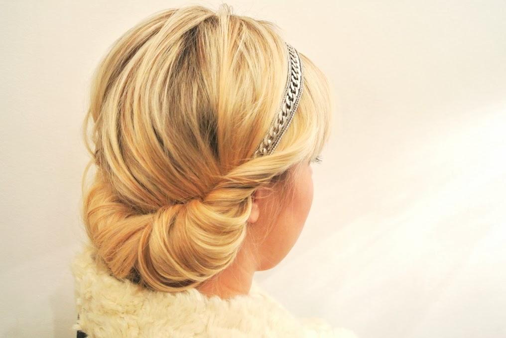 coiffure femme headband. Black Bedroom Furniture Sets. Home Design Ideas