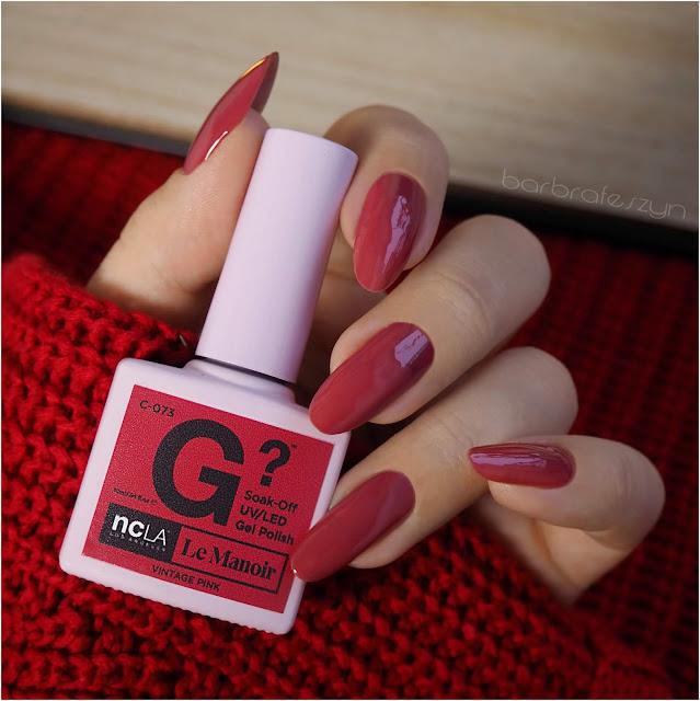 NCLA Vintage Pink