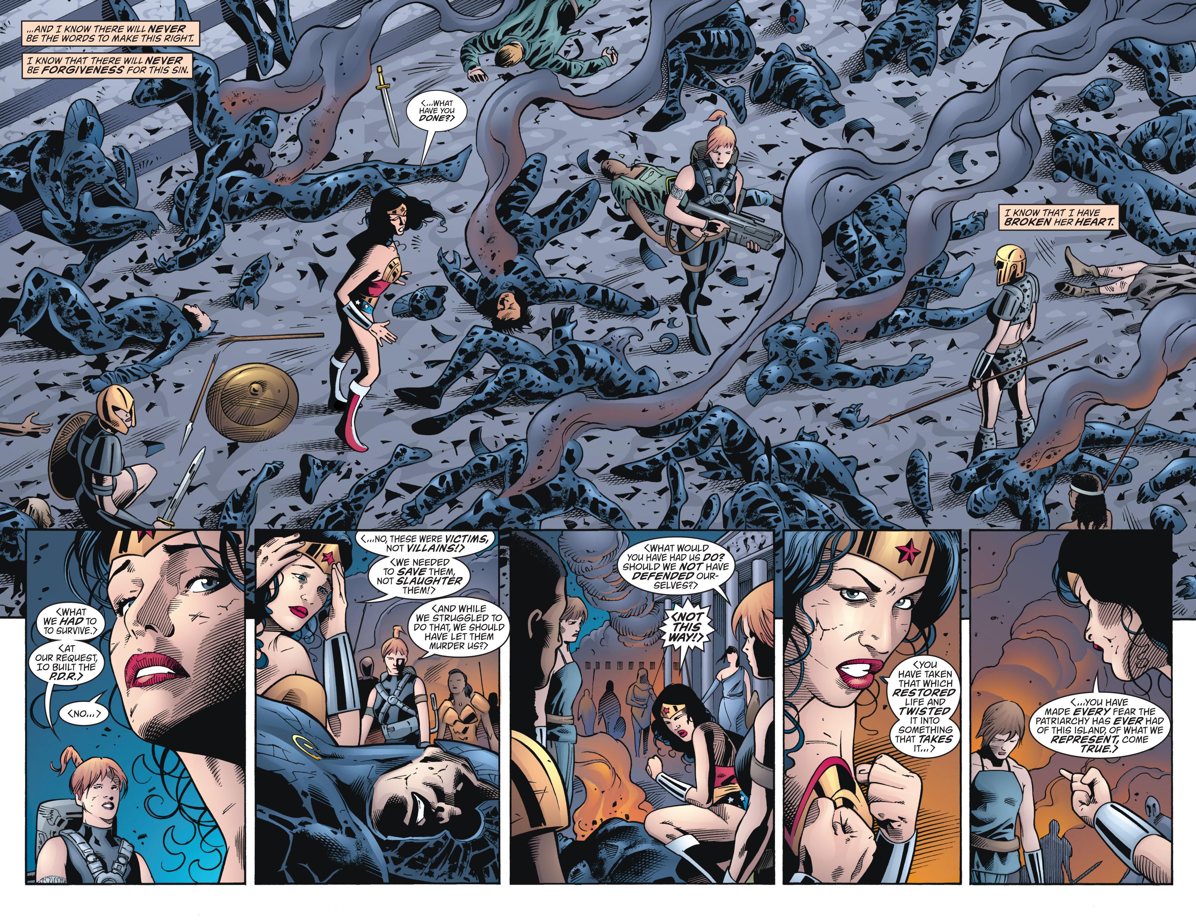 Read online Wonder Woman (1987) comic -  Issue #224 - 14