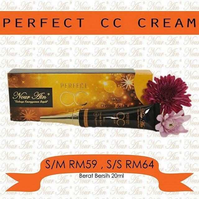Nour Ain Perfect CC Cream