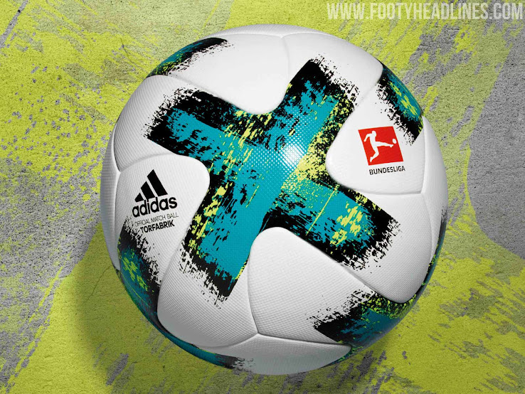 Aktueller Bundesliga Ball